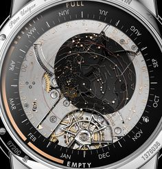 The new Vacheron Constantin Les Cabinotiers Celestia Astronomical Grand Complication 3600 watch for SIHH 2017 with images, price & specs. Fine Watches, Cool Watches, Wrist Watches, Vacheron Constantin, Swiss Army Watches, Beautiful Watches, Elegant Watches, Stylish Watches, Seiko Watches