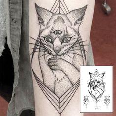Cats fake tattoo, Tattoo, Temporary Tattoo, Tattoo Sticker, Sticker #faketattoo#Tattoo#TemporaryTattoo#TattooSticker#Sticker #TemporaryTattoo Real Tattoo, Fake Tattoos, Tattoo Manche, Tattoo Stickers, Tatuajes Tattoos, Golden Pattern, Ink Transfer, Temporary Tattoo, Body Art
