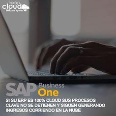 """Asegure y domine a la perfección la gestión a distancia con la implemetación de SAP Business One Cloud corriendo en la nube y saliendo en vivo en 30 días inclusive. . Escríbanos desde el botón """"Contacto"""" ubicado en nuestro perfil de Instagram para saber cómo implementar el mejor ERP a nivel mundial con la mínima intervención presencial posible. . . . . . #SAPBusinessOne #SAP #Cloud #Inxap #InxapCloud  #Retail #Colaboración #quedateencasa #trabajoremotocovid19  #Emprendimiento #Comercio…"""
