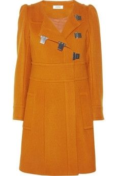 Sonia by Sonia Rykiel | Wool and cashmere-blend coat | NET-A-PORTER.COM - StyleSays
