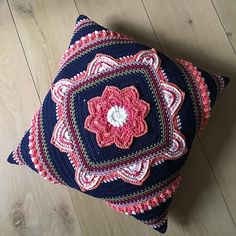 Ravelry: Project Gallery for In Bloom CAL pattern by Johanna Lindahl