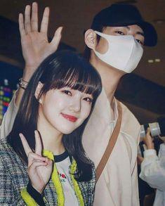 💜💛 Korean Couple, Best Couple, Kpop Couples, G Friend, My Youth, Kpop Aesthetic, Bts Photo, Couple Goals, Taehyung