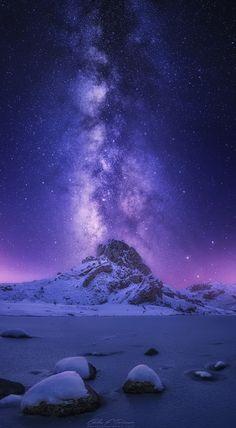 ~~Dreaming Light   Milky Way   by Carlos F Turienzo ~~