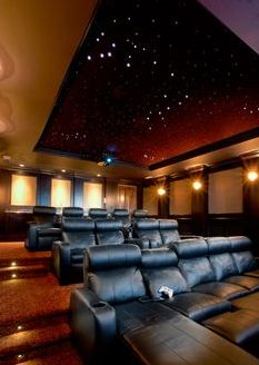 Night Sky Home Movie Theater See It Love Want Need