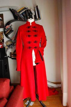 Nemo Coat by GrimildeMalatesta.deviantart.com on @deviantART