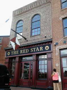 Red Star Bar Grill In Baltimore Md Maryland