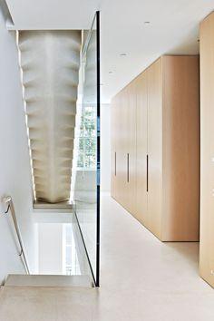 Annie Lo & Torsten Schlauersbach of Haute Architecture: West Village townhouse, New York, NY.