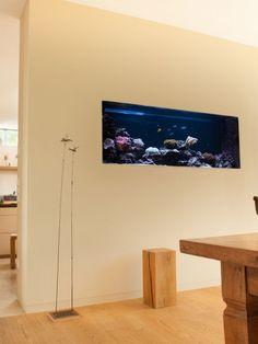 Hervorragend Moderne Villa Mit Aquarium
