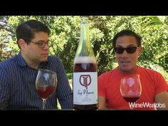 2014 Los Pilares BPN Sparkling Cabernet Red Wine with Michael Christian San Diego Winemaker - YouTube