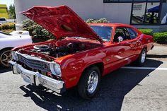 1976 Plymouth Duster | by bballchico