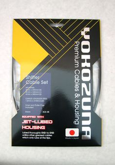 Yokozuna Brake Cable   MTB Brake Set   Yokozuna MTB Brake Set   Yokozuna Shift Set - Velogear
