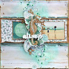 Kaisercraft - Sea Breeze - Belinda Spencer