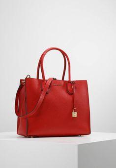 Handbag - bright red   Zalando.co.uk 🛒. Handbags Michael KorsTote ... c83395185