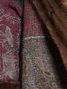 Shop By Walid antique Chinese textile coat.