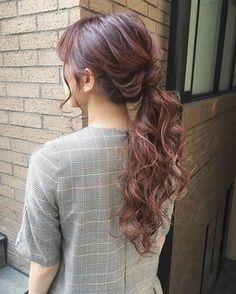 かわいくルーズに♥アレンジの前の巻き方とゆるさを出すコツとは?【blink by GRADUATE/兼井 遼】 http://www.beauty-navi.com/matome/2235?pint ≪#arrange #hairstyle #アレンジ #ヘアスタイル #髪形 #髪型 #date #結婚式 #デート #パーティー #おでかけ #longhair #longstyle #ロング ≫