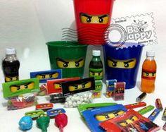 Lego Ninjago Guloseimas