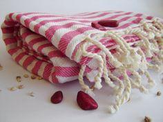 Traditional Turkish Towel Peshtemal Light and Thin by TheAnatolian, $24.00