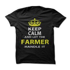 (Tshirt Top Tshirt Charts) Keep Calm amp Let The Farmer Handle It Discount 15% Hoodies, Funny Tee Shirts