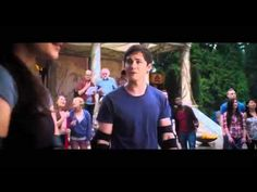 The Sea of Monsters (Percy Jackson and the Olympians #2) by Rick Riordan - movie trailer