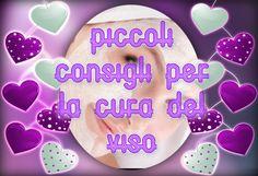 Articolo sul blog: http://danyshobbies.blogspot.it/2014/11/piccoli-consigli-per-la-cura-del-viso.html