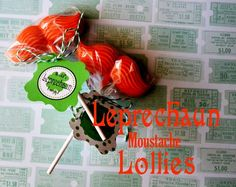 These Leprechaun Lollies are not only easy to make but sooo cute!!!