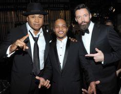 WATCH: Music Man Rap at Tonys With Hugh Jackman, LL Cool J and T.I. (VIDEO)