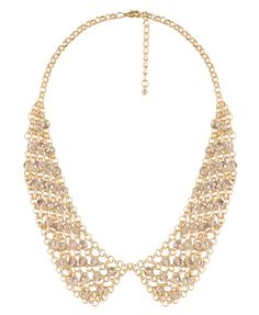 @katiesheadesign Likes --> #giftspiration @Forever21 Beaded collar necklace. Get after it!