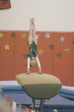Teaching heal drive and body tension for handspring vaults | Swing Big! Gymnastics Blog