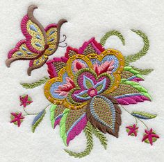 Machine Embroidery Designs at Embroidery Library! - Color Change - E4718