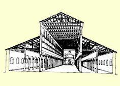 Art Arq IV Basilica de S Pablo Extramuros