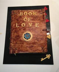 Torta Libro - le dolci creazioni di Camilla Jesholt Buffatti