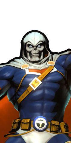 35938 - Ultimate Marvel vs. Capcom 3: Taskmaster 1