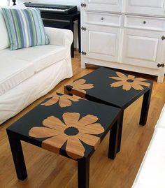 Barata, versátil, fácil de montar, en varios colores… la archiconocida mesa auxiliar Lack de Ikea está presente en muchos hogares. En mi casa sin ir más lejos tenemos dos que usamos a nuestro…