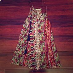 Romper Tribal print romper | size small but fits like an XS Lush Other
