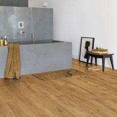 Quickstep 8mm Classic Oak Natural Laminate Flooring