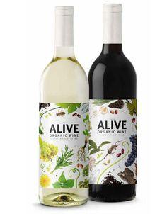 Organic Wine from Summerhill Pyramid Winery