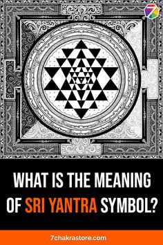What is the Meaning of Sri Yantra Symbol Golden Proportion Benefits of Sri Yantra Sacred Geometry Meanings, Sacred Geometry Patterns, Patterns In Nature, Geometry Art, Mystic Symbols, Spiritual Symbols, Pagan Symbols, Sri Yantra Meaning, Sri Yantra Tattoo