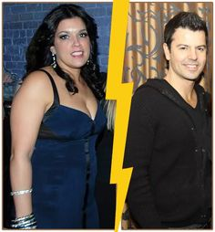 We Re Meant To Be Jordan Knight With His Son Eric We Share