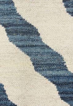 Tapete-Kilim-Zebra-Indigo-lã-algodão-desenhado-sala-quarto-living-azul-detalhe