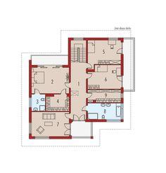 Nati G2 (z piwnicą): Piętro I
