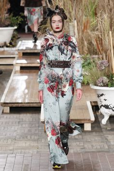 Antonio Marras Fall 2016 Ready-to-Wear Fashion Show