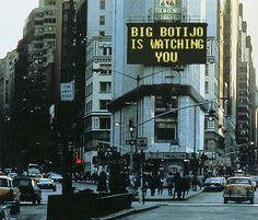 Ubé blog: Botijo 2611 - Big Botijo is watching you