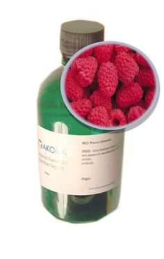 Red Raspberry Seed Oil is rich in Vitamin A which is one of the most important vitamins for your hair. It contains antioxidants that work to condition and moisturize the sebum in the scalp. It also fights the free radicals such as pollution that weight down your hair and make it weaker. As a result, your hair will feel lighter and have better body.