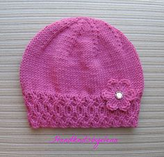 Ravelry: Hat Eva pattern by Elena Chen.  Fun pattern with a twisted ribbing.  Use more stitches than normal as the twists cinch in the ribbing.  My results are here:  http://www.ravelry.com/projects/knitforfood/hat-eva
