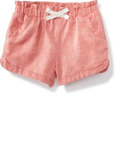 Scotch /& Soda Girls High Waisted Shorts-Yours Truly