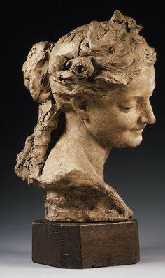 Jean-Baptiste Carpeaux: Bacchante with Lowered Eyes (11.10)   Heilbrunn Timeline of Art History   The Metropolitan Museum of Art