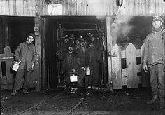 Children in the coal mines