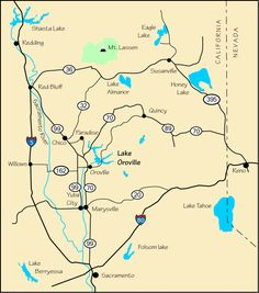 California Map Oroville.283 Best Butte Country Ca Images Oroville California Road Trips
