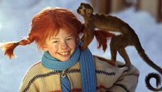 Pippi Langstrumpf- Astrid Lindgren - the hero of my childhood I was obsessed with Pippi Longstocking! Pippi Longstocking, Emission Tv, My Childhood Memories, 90s Childhood, The Good Old Days, Back In The Day, Pepsi, Role Models, I Movie
