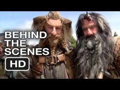The Hobbit - Full Production Video, Blogs 1-6, 1:08:48